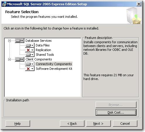 sql server 2005 management studio express 32 bit download